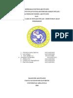 Kebijakan Sistem Akuntansi