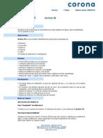 Ficha Tecnica Acrilcor 50