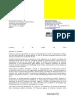 CartaEPN - Carta de AI a EPN