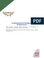 Fundamentos de La Programacion Lineal