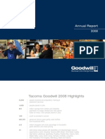 Tacoma Goodwill 2008 Annual Report