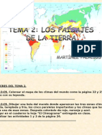 TEMA 2 EL CLIMA