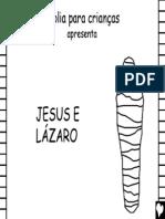 Jesus and Lazarus Portuguese CB