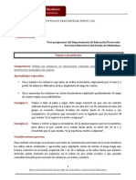 Act Para Empezar Bien El Dc3ada Tercera Sesion