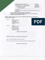 Examenes de Geografia. Acceso 2008