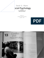 Conflict and Peacemaking