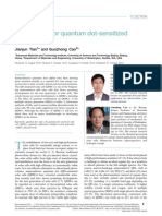 2013-Review-Semiconductor Quantum Dot-sensitized Solar Cells