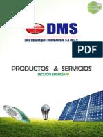 Catálogo de Productos y Servicios VF