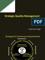 10 Strategic Quality Management