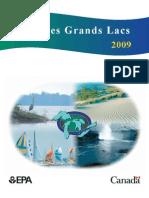 État des Grands Lacs 2009