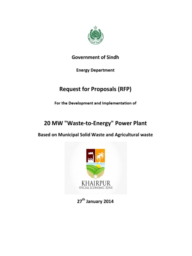 Based on Municipal Solid Waste and Agricultural Waste