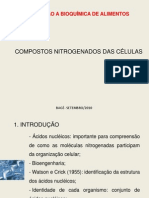 Compostos Nitrogenados Das Células1