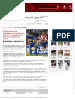 Chivas-Boca Como Patrimonio Deportivo _ Deportes