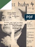Wildes Huhn Info Nr.4