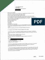 Julie Schenecker Emails
