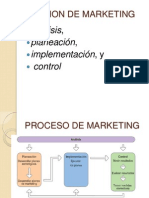 Gestion de Marketing