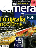 8hme 2008 Diciembre Revista Digital Camera Fotografia Nocturna