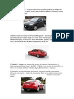 El Mazda Premacy o Mazda 5 Es Un Monovolumen Del Segmento C Producido Por El Fabricante Japonés Mazda Desde El Año 1999
