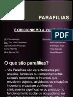 trab Parafilias