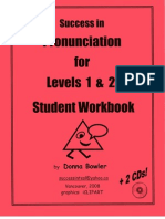 Success in Pronunciation for Levels 1 & 2