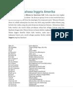 100 Idiom Bahasa Inggris Amerika
