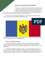 Le Drapeau Et Les Symboles de La Moldavie2