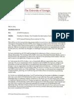 FY2015 Annual Planning Memorandum for EITS