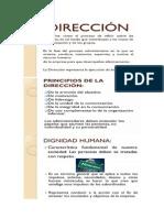 Admon Direccion PDF