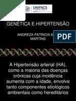 Genética e Hipertensão