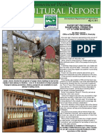 CT Agriculture Report May 14 2014