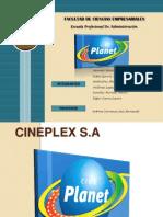 Cineplex s.A