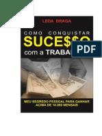 Livro Lema Como Conquistar Sucesso