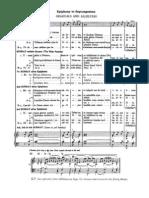 Epiphany Rossini Gradual and Offertory