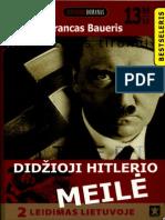 Francas.Baueris.-.Didzioji.Hitlerio.meile.2006.LT