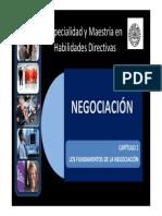 1 Curso Negociación Fundamentos