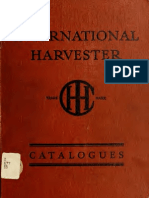 (1915) International Hay Presses