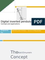 65518969 Digital Inverted Pendulum