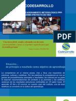 Competencias, Encadenamiento Metodológico Octubre3-2013
