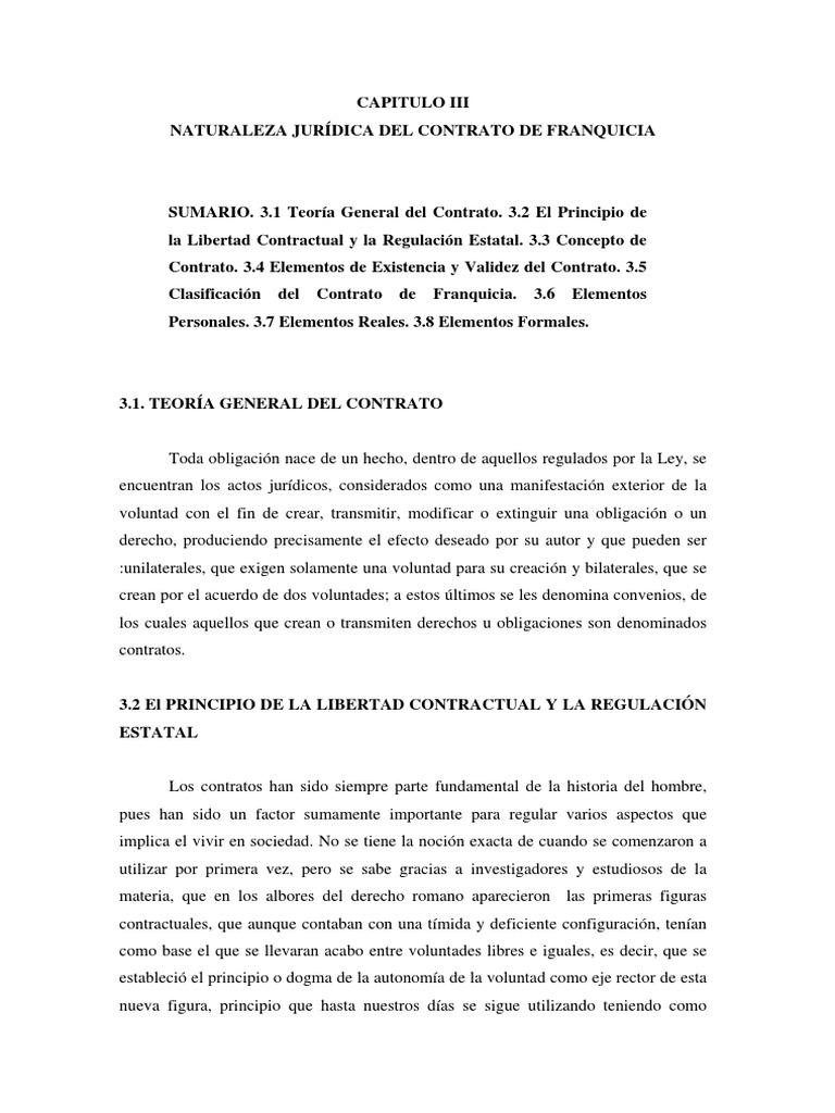 Contrato Franquicia 2