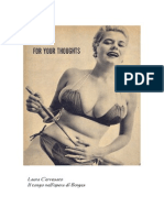 Cervesato - Il Tango Nell'Opera Di Borges