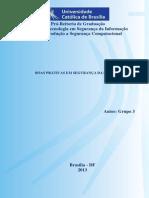 Sistematização de ISC_Grupo 3