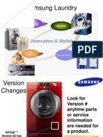 ##Samsung Laundry Training