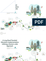 PQCNC CMOP/NAS/PFE2 LS2 Education Implementation Utilizing a System-wide Approach