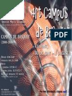 Cartell Campus Basquet Vilafant_2014