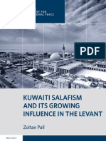 Kuwaiti Salafism and Its Growing Influence in the Levant