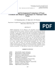 20131216_Economic and Environmental Evaluations of Waste