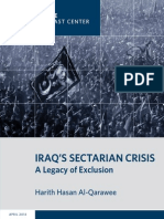 Iraq's Sectarian Crisis