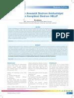 08_206Manajemen Anestetik Sindrom Antifosfolipid Dengan Komplikasi Sindrom HELLP
