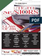 Eagle-Tribune: Graduation 2014