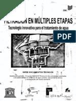 Filtracion en Multiples Etapas